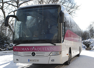 histoire de Pullman aquitaine